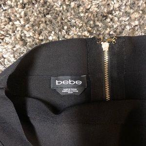 bebe Skirts - Bebe bandage skirt